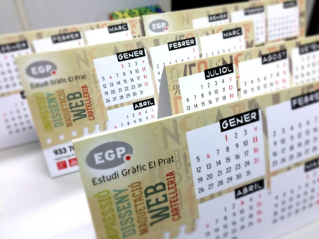 Calendarios 2015