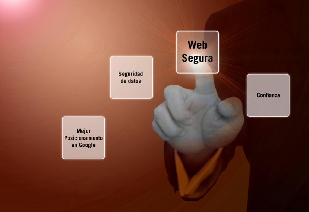 implementar https web