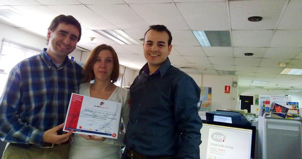 Premio Mejor Proyecto empresarial 2010